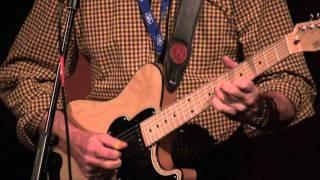 JERRY DONAHUE -  ROCKING THE DOG - CUMBRIA GUITAR SHOW 2011