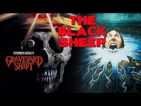Stephen King's THE GRAVEYARD SHIFT - The Black Sheep
