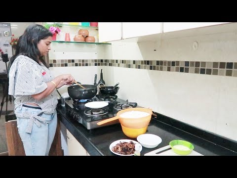 INDIAN SPECIAL DINNER ROUTINE 2018 - Family Loved it or NOT