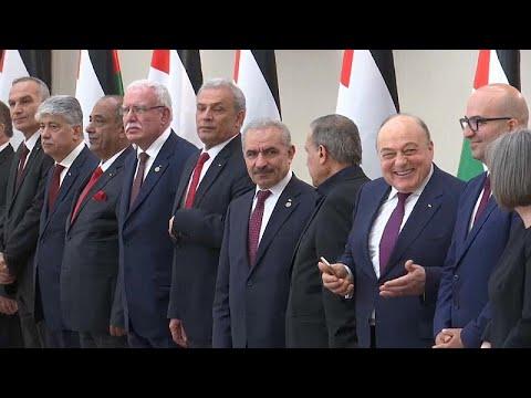 Ορκίστηκε η νέα Παλαιστινιακή κυβέρνηση