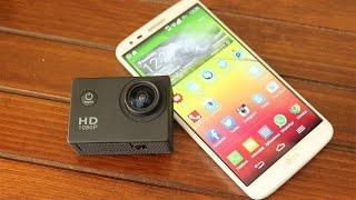Video Cómo conectar tu cámara SJ4000 o GoPro a tu dispositivo Android sin WiFi MP3, 3GP, MP4, WEBM, AVI, FLV September 2018
