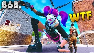 Fortnite Funny WTF Fails and Daily Best Moments Ep.868