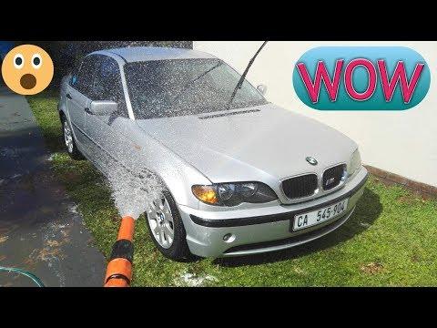 Detailing a 200 000 Km BMW E46 - Tips And Tricks