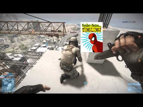 Random - 100 hours in BF3. A collection of those moments that make me come back to this game.