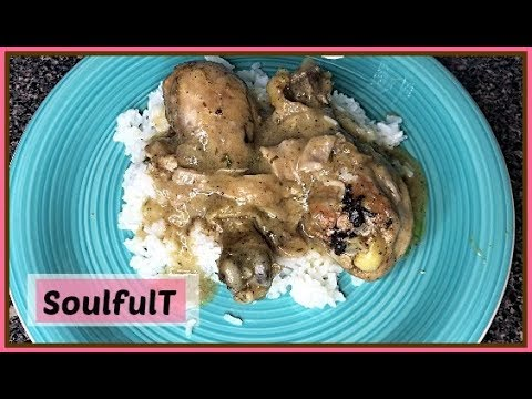 SoulfulT How To Make Smothered Chicken