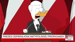 """Nowy animowany serial """"Na Wiejskiej"""" odc. 01"""