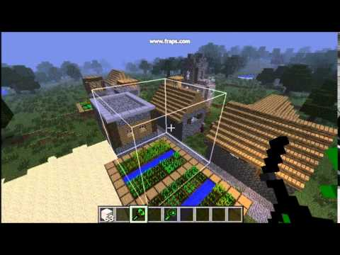 how to build faster in minecraft creative mode