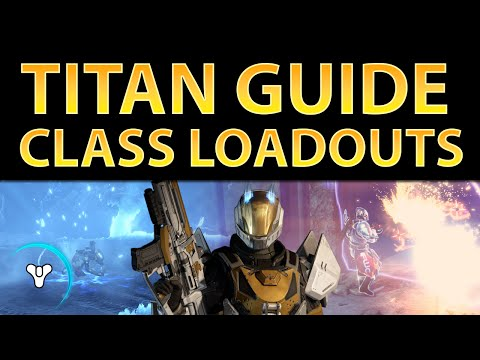 Planet Destiny: Complete Titan PvP/PvE Guide