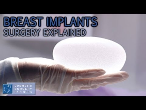 Breast Augmentation Surgery explained – Cosmetic Surgery video animation