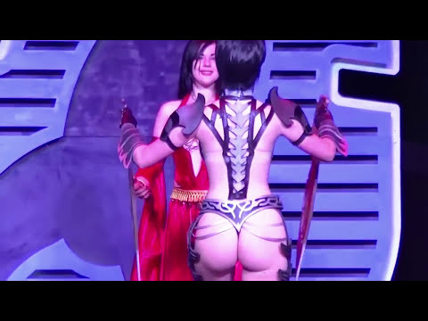 Cosplay Oniksiya Sofinikum - Prince Of Persia Warrior (Fan Service)