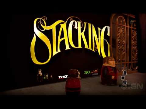 Трейлер Stacking (CD-Key, Steam, Region Free)
