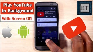 Video Play YouTube in Background With Screen Off – No Additional App Needed (Android & iOS) | 2019 MP3, 3GP, MP4, WEBM, AVI, FLV Juni 2019
