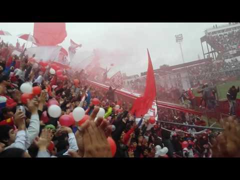 RECIBIMIENTO DE SAN MARTIN DE TUCUMÁN (Globazo) San Martin 2 - 0 Mitre - La Banda del Camion - San Martín de Tucumán