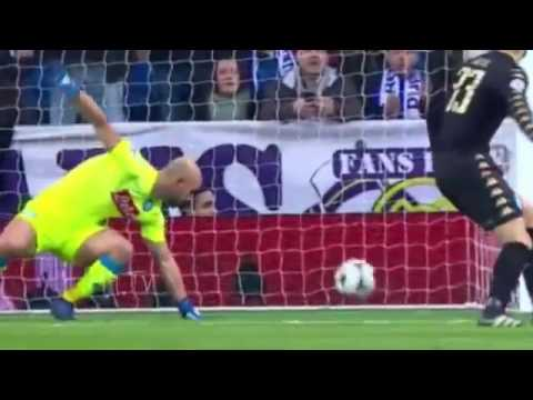 Real Madrid Vs Napoli 3 - 1 All Goals Highlights Champions League 15 02 2017 HD
