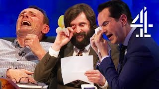 Video EVERYONE LITERALLY CRYING Over Joe Wilkinson's INSANE Poem!! | 8 Out of 10 Cats Does Countdown MP3, 3GP, MP4, WEBM, AVI, FLV September 2018