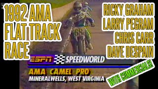 Mineral Wells (WV) United States  City pictures : 1992 AMA CAMEL PRO SERIES (FLAT TRACK) - MINERAL WELLS, WV