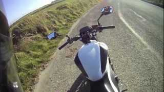 10. Honda NC700 S Road Test
