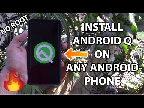 How to get Android Q Features on Any Android Phone (NO ROOT)