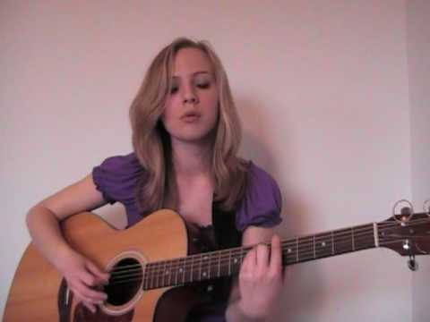 """Taio Cruz  """"Break Your Heart"""" feat. Ludacris Cover by Madilyn Bailey"""