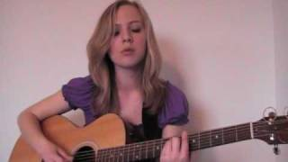 Break Your Heart Taio Cruz (Cover) - MadilynBailey