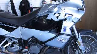 10. 2004 KTM 950 Adventure - Eurosport Asheville