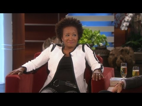 Wanda Sykes - The comedian opened up to Ellen about her experience in traveling the world.