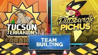 Tucson Terrakions UCLS3 Week 7 Team Builder vs Pittsburgh Pichus by King Nappy