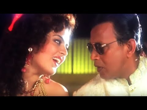 Video Mithun Chakraborty, Abhijeet, Purnima - Teesra Kaun Dance Song download in MP3, 3GP, MP4, WEBM, AVI, FLV January 2017