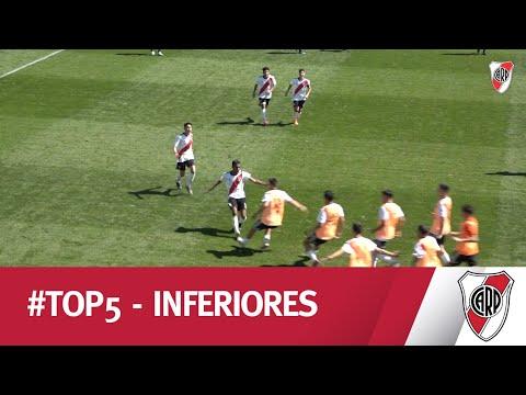 ¡HAY FUTURO! Los mejores goles del semillero ante Boca