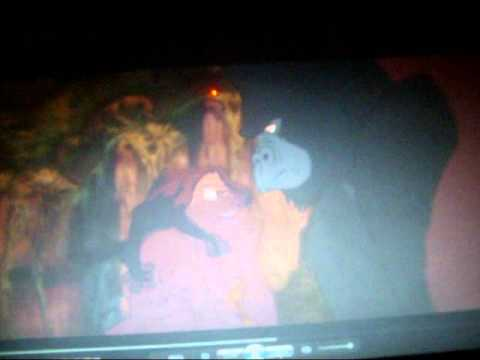 Tarzan VS. Kerchak- Let My People Go/The Plagues