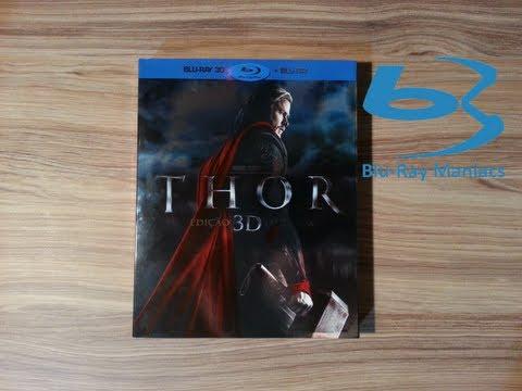 [Blu-Ray] Thor (Edição 3D Limitada)