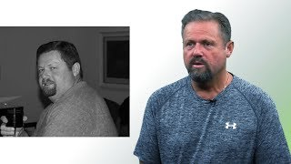 HEALTHY LIVING: How Lew Webb lost 70 pounds