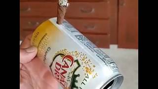 SMOKING OUT OF CANS IS BAD!!! by Master Bong