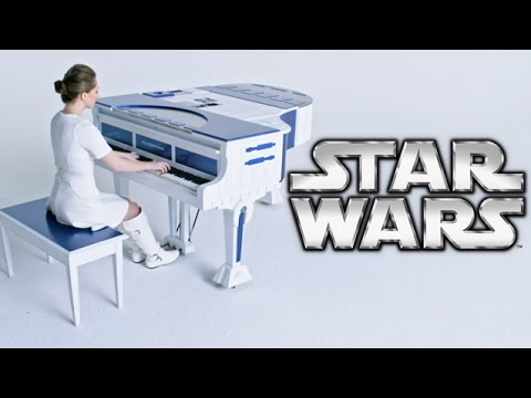 Star Wars Medley Played On Custom Star WarsThemed