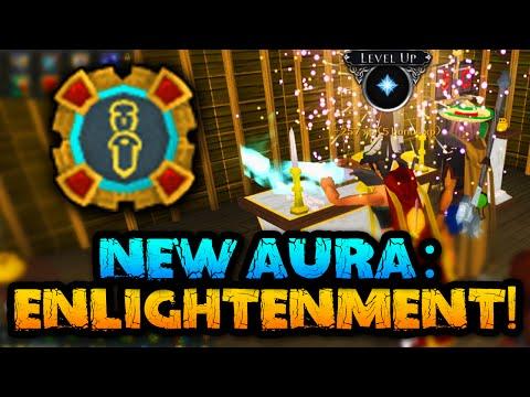 Runescape – Enlightenment Aura Soon & Perks! [Q&A With Facecam]