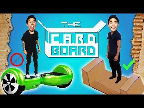The CARDBOARD! (видео)