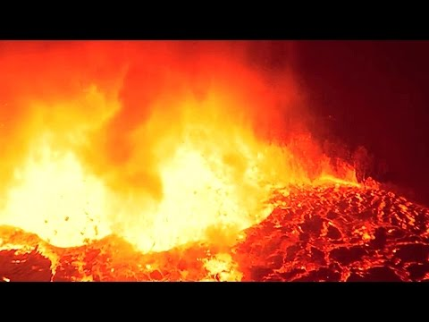 Cosmic Journeys - Supervolcanoes A documentary about Supervolcanoes and their effect on the World. By SpaceRip (2014)