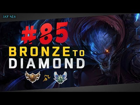 Super Informative & Well Researched Video On Rengar Jungle | Bronze To Diamond Episode #85