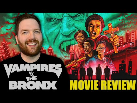Vampires vs. the Bronx - Movie Review