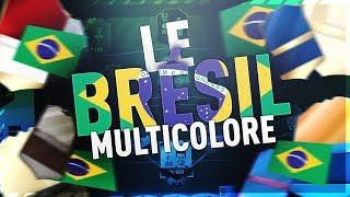 Video FUT 17 | UNE EQUIPE DO BRAZIL MULTICOLORE ! MP3, 3GP, MP4, WEBM, AVI, FLV Mei 2017