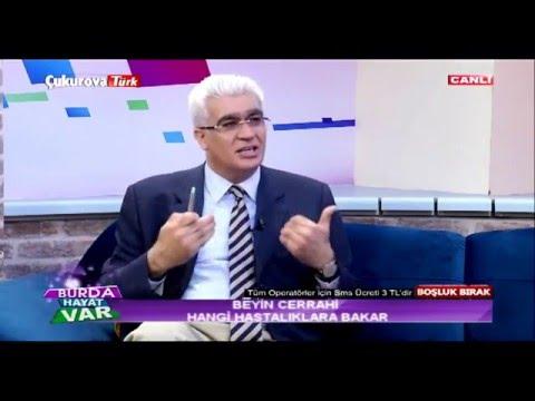 Prof. Dr. Orhan ŞEN | ÇukurovaTürk TV