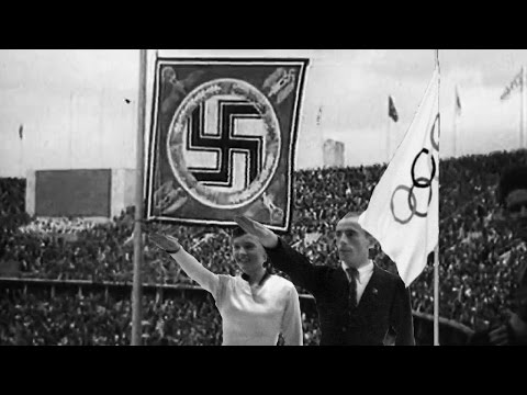 Olympische Winterspiele 1936 in Garmisch-Partenkirc ...