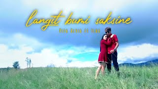 Vita Alvia ft Ilux - Langit Bumi Saksine  ( #NewVideo ) ( Official Music Video )