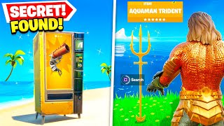 *NEW* MAP EVENT reveals SECRETS in Fortnite! by Ali-A