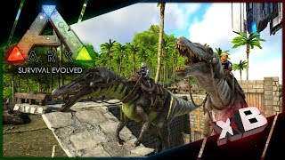 Double Baryonyx Tame! :: Let's Play ARK: Survival Evolved :: E12