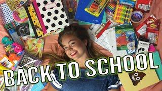 BACK TO SCHOOL SWAP! by Chelsea Crockett