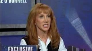 Kathy Griffin Responds To Being Called A Bully By Sarah Palin