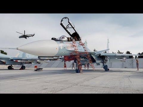 Ответ Путина на Американские ракеты в Сирии