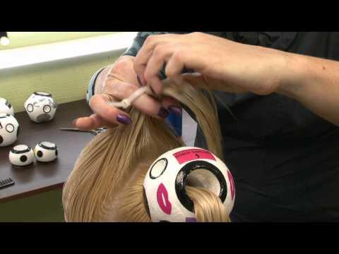 Стрижка волос по итальянской технологии