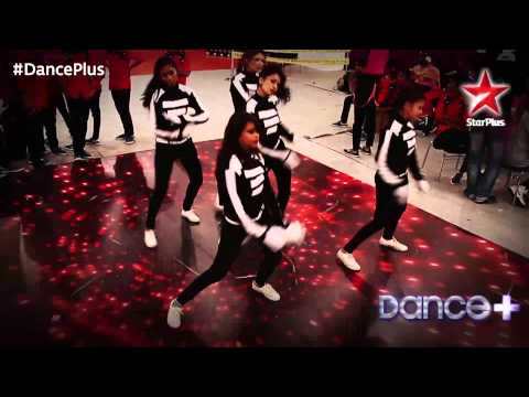 Just 2 Days to go for Dance+